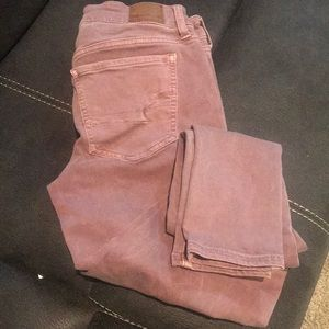 American Eagle skinny jeans size 6L